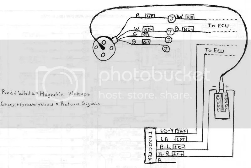 Toyota Tercel Distributor Wiring Diagram Land Cruiser