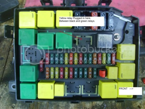 small resolution of range rover p38 fuse box layout wiring diagram origin land rover discovery range rover p38 fuse box location