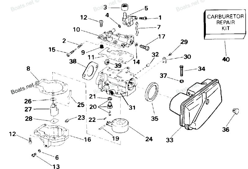 Evinrude Motor Parts Diagram Century Motor Parts Diagram