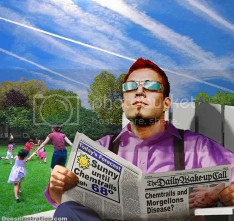 CHEMTRAILS are TOXIC!