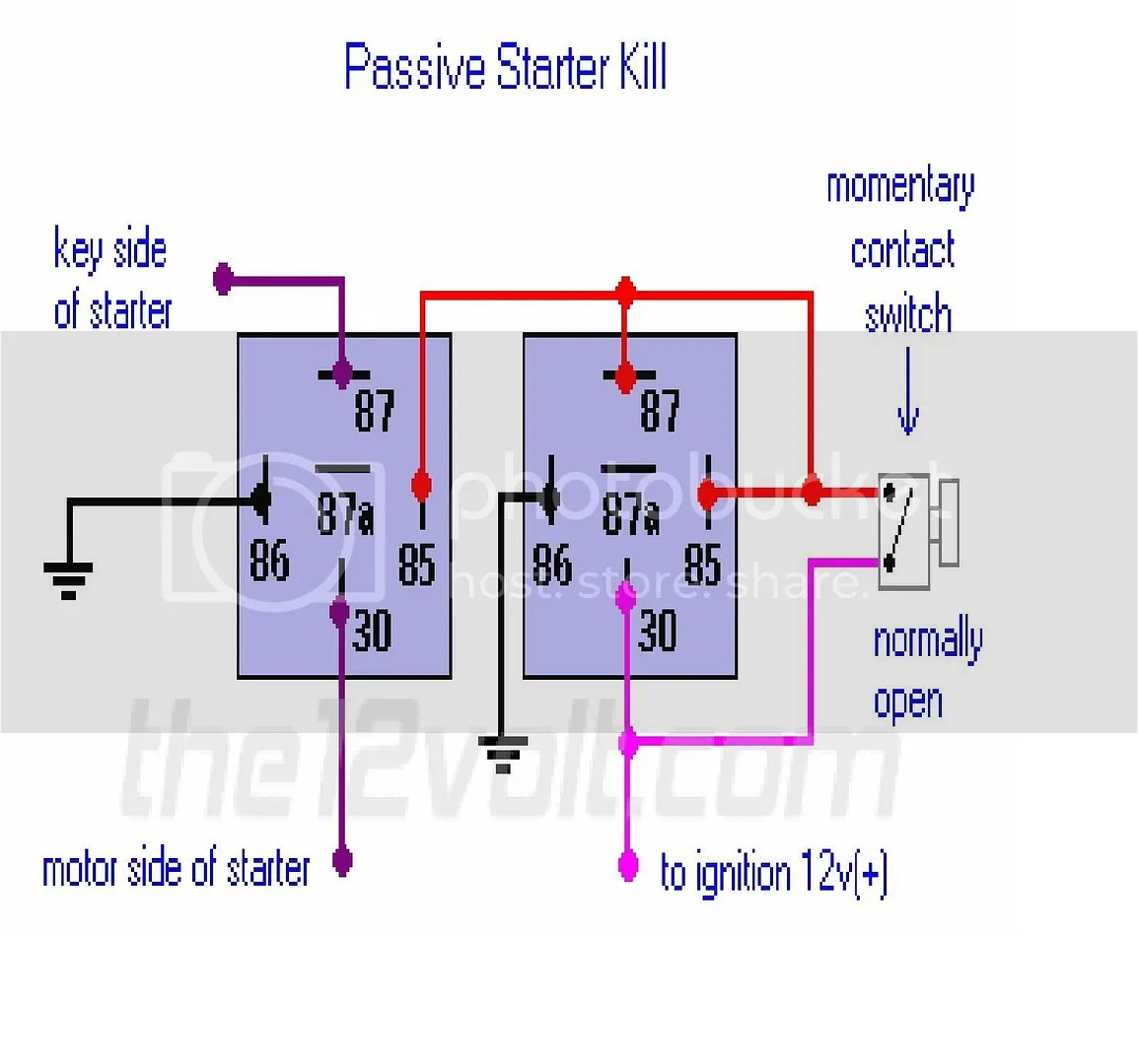 kill switch wiring diagram ring main unit best way to do a page 2 toyota 4runner