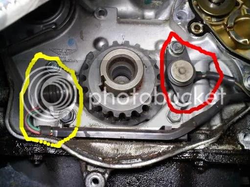 OBD1 H23 Distributor Wiring  Honda Prelude Forum : Honda Prelude Forums