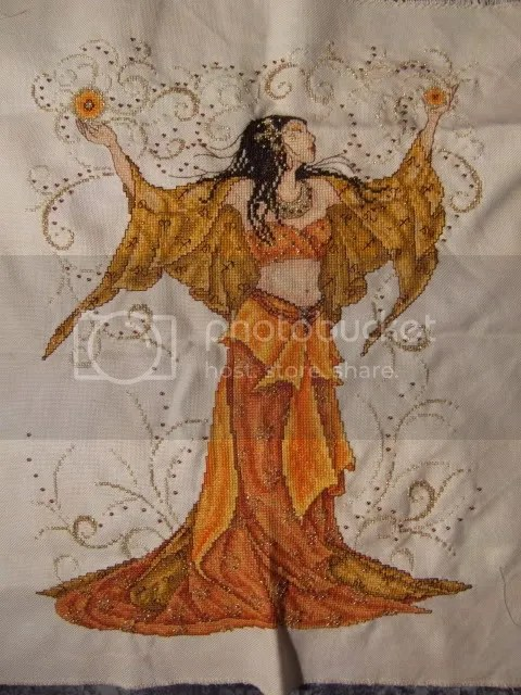 fire goddess finished march 2012