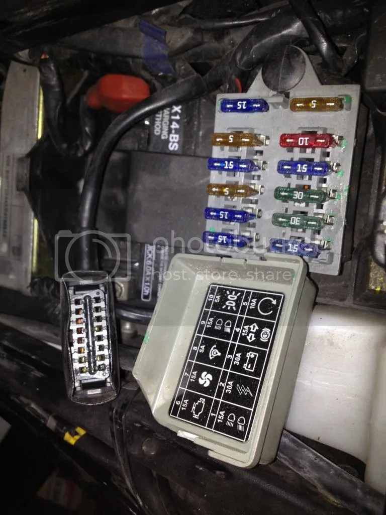 medium resolution of triple fuse box wiring diagram u2022 rh 45 76 231 167
