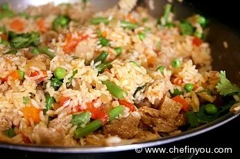 How to make African Jollof rice Recipe