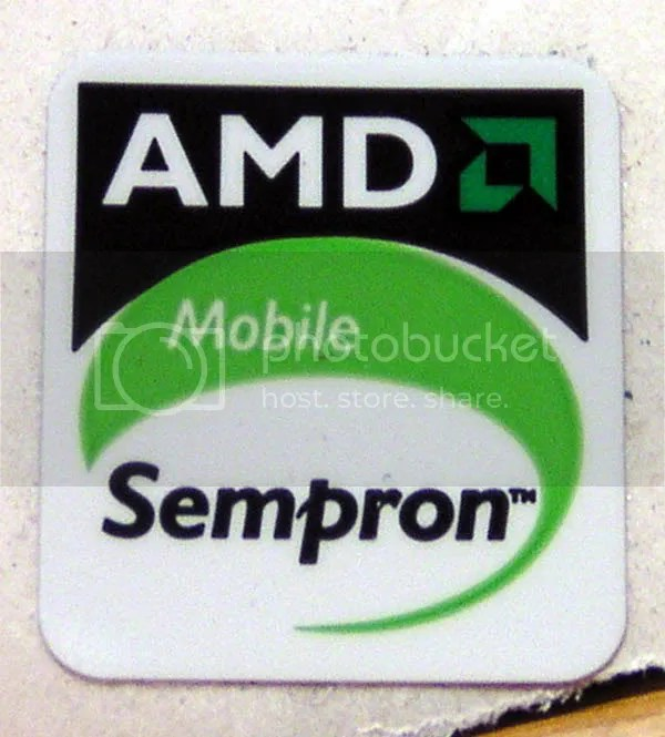AMD Mobile Sempron 16mm x 18mm (limited quantity)