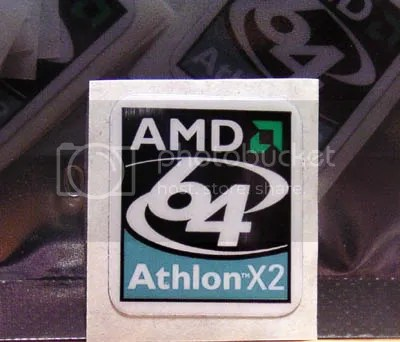 AMD Athlon 64 X2 19mm x 21mm