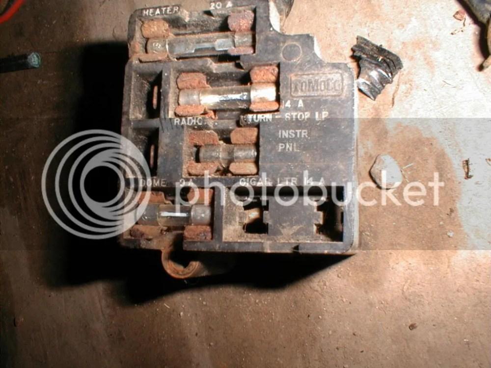 medium resolution of 1965 f100 fuse box simple wiring diagrams ford f 350 fuse box location 1965 f100