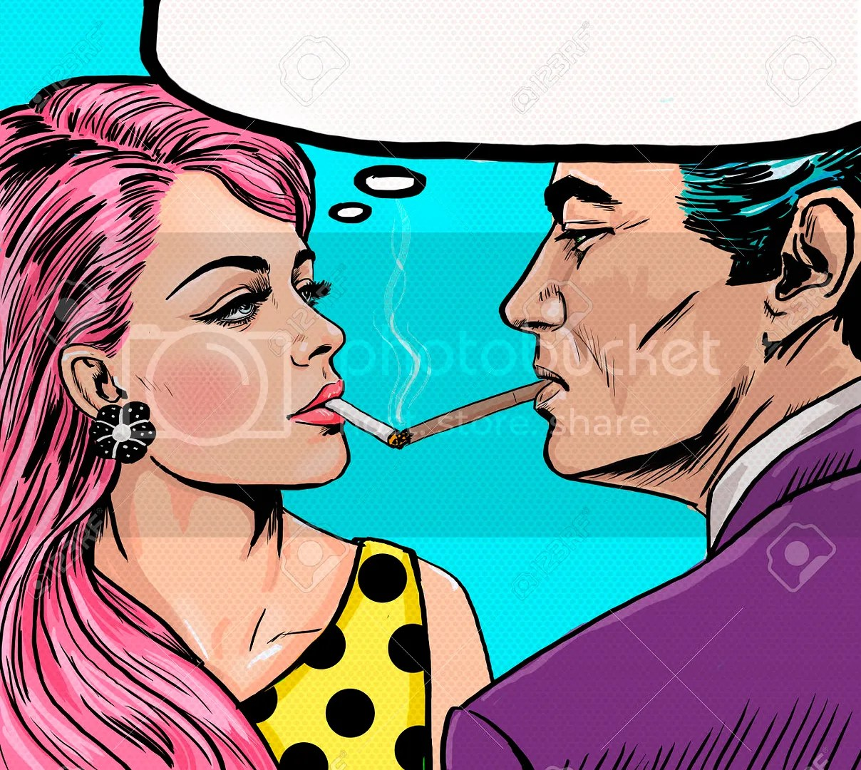 photo 43489255-Smoking-couple-in-Pop-Art-style-Love-couple-Pop-Art-Couple-Pop-Art-love-Valentines-day-postcard-Holl-Stock-Photo_zpsvyhrgesa.jpg