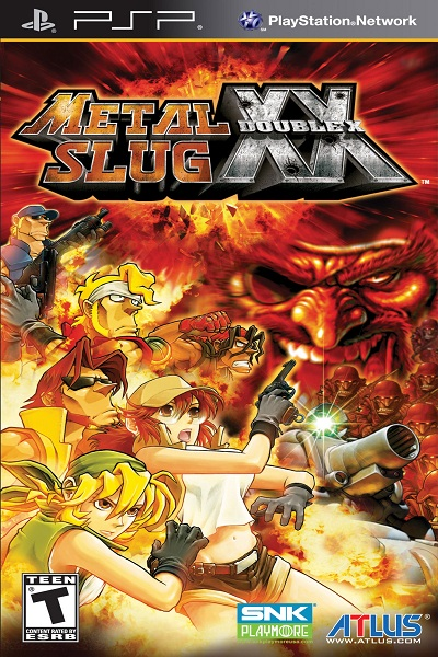 Metal Slug XX (2009) USA.PSP-PSPKiNG
