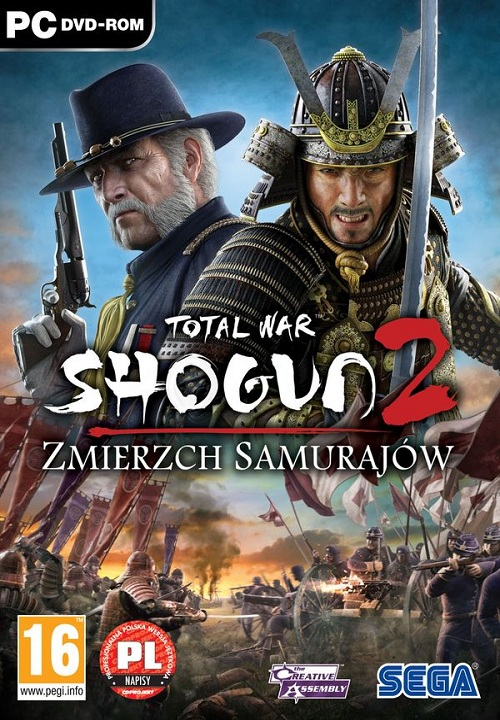 Total War: SHOGUN 2 - Zmierzch Samurajów / Total War: SHOGUN 2 - Fall Of The Samurai (2012) SKIDROW
