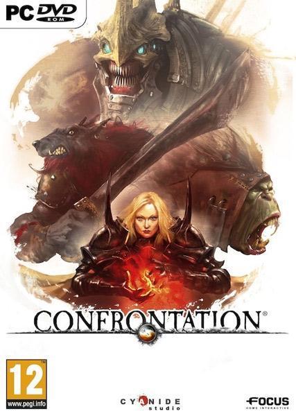 cb87c608a2cb0c38502250442748f643 - Confrontation (2012/ENG)