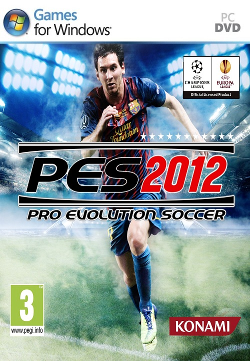 Pro Evolution Soccer 2012 (2011/ENG/Repack) por Catalyst RG [3,27 GB] + Crack