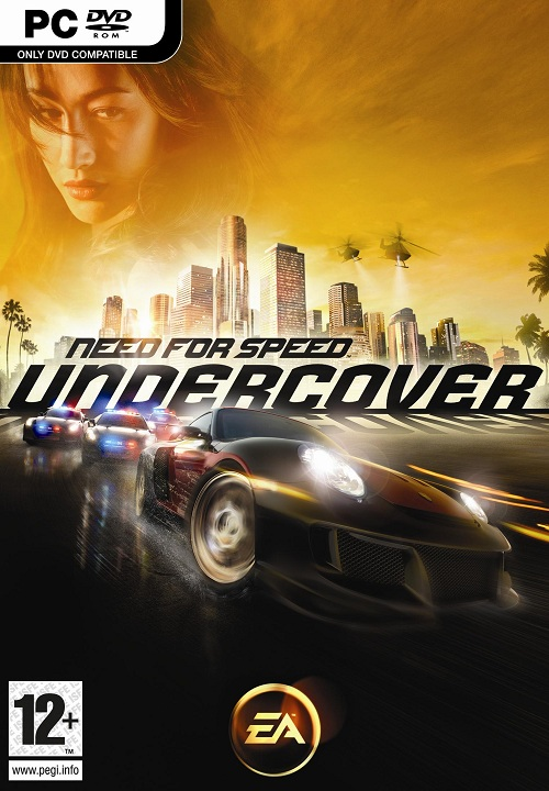 Need for Speed: Undercover (2008/ENG/Repack) by R.G. Catalyst [3,76 GB] + spolszczenie