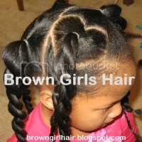 Valentine's Day Natural Hair Style
