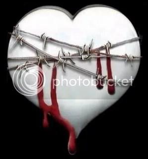 El órgano que más duele, es sin duda el corazón.