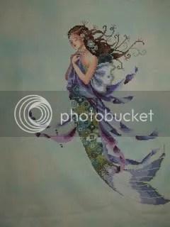 Shimmering Mermaid 5-17-09