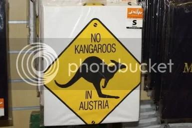 Sin canguros en Austria