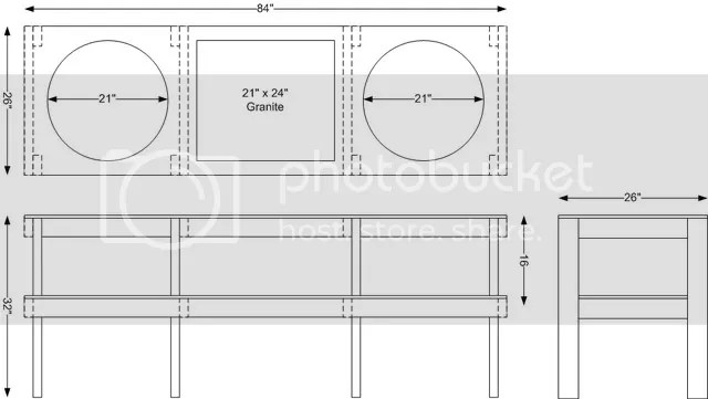 bge table plans