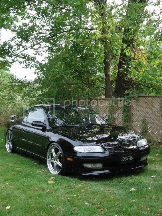 Post your favorite picture(s) of the MX6! 56k, why bother looking in the gallery? - Page 4 - Mazda MX-6 Forum