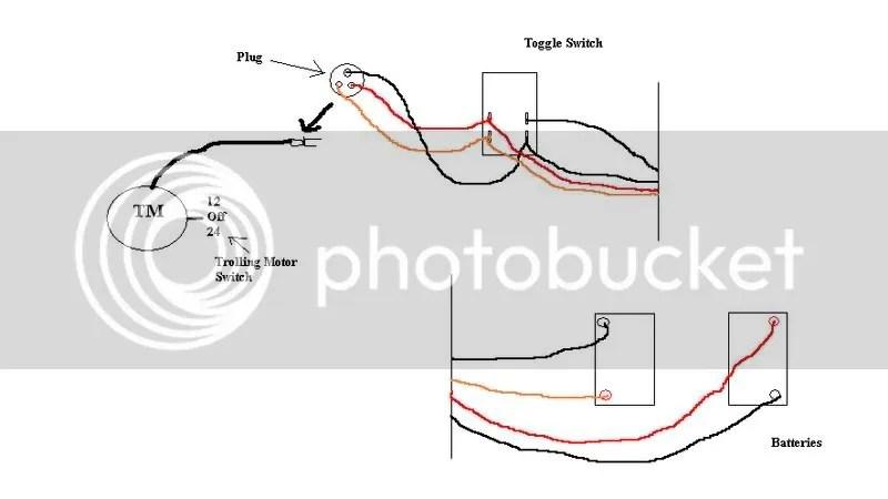Trolling Motors: Wiring Trolling Motor