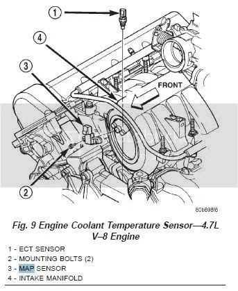 2000 dodge durango map sensor location free download wiring  4 9l engine  diagram, 4, get free image about wiring diagram