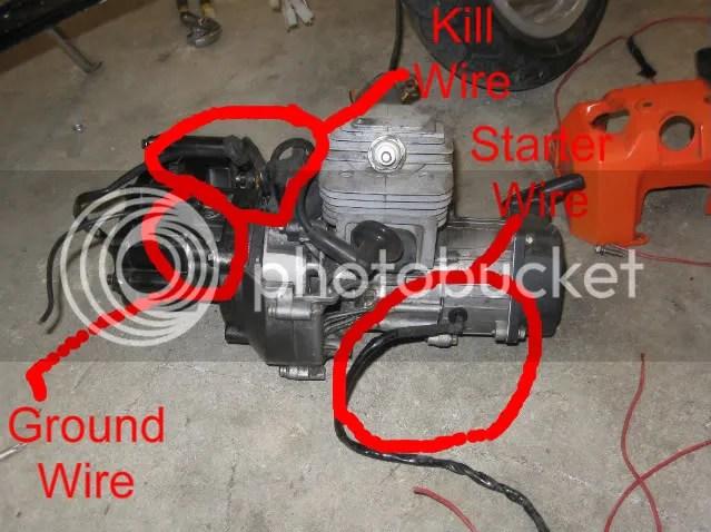 kazuma 49cc quad wiring diagram ford 7 way trailer plug 2 stroke starter solenoid chineses terminator chopper wire ~ elsavadorla