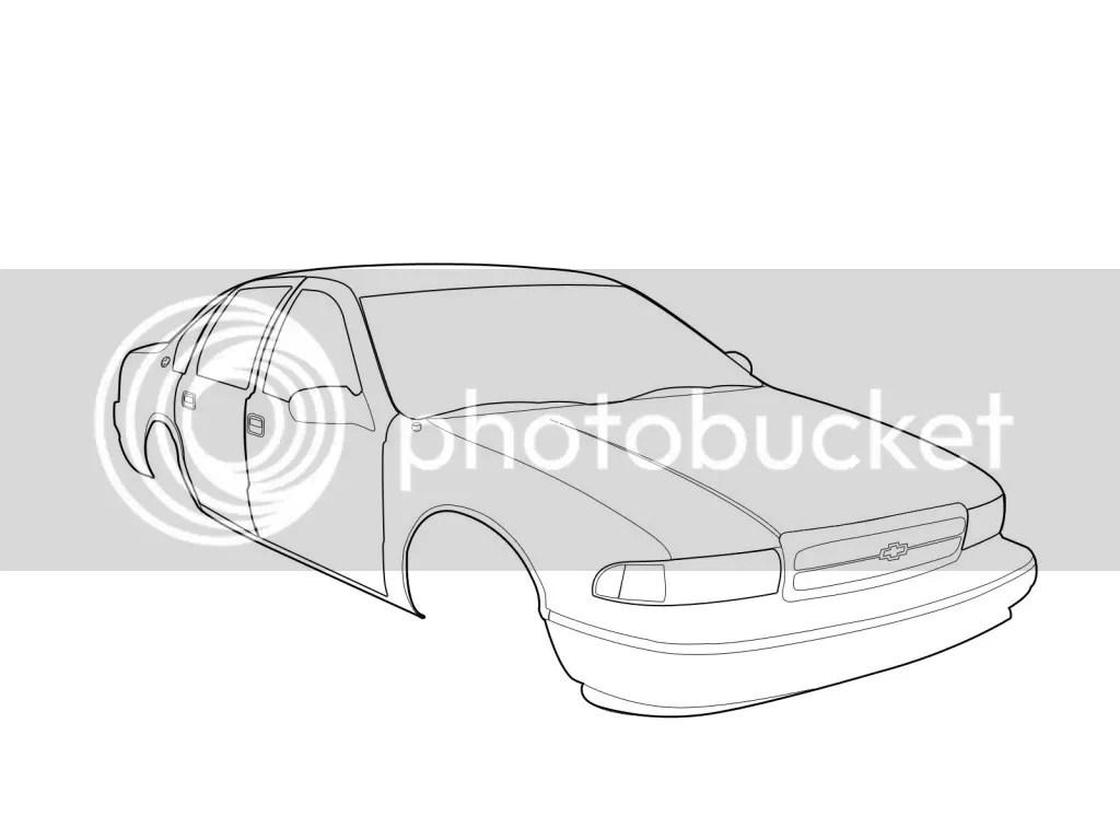 Impala Ss Logo Vector