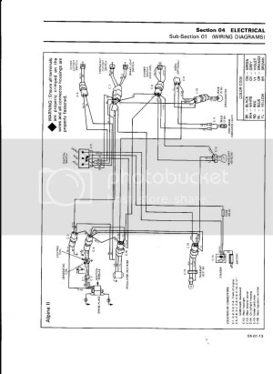 Request for Elec Schematic(s) for Rotax 503 with CDI