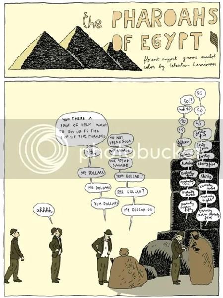The Pharoahs of Egpyt