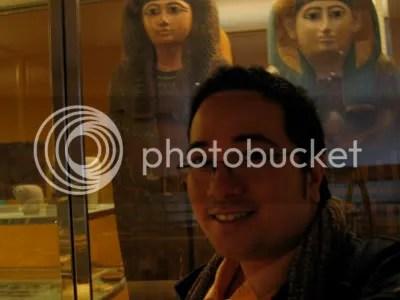 Mummies and ME.