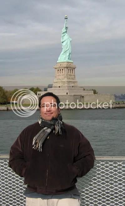 LAdy Liberty and Lady Marmalade