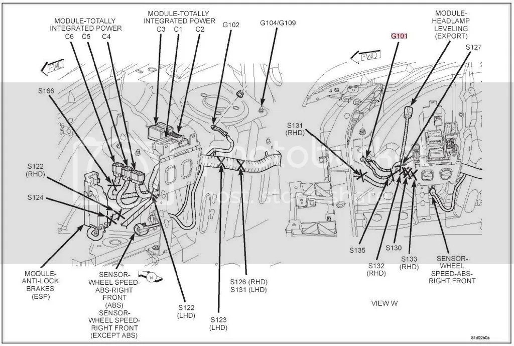 2006 Dodge Charger Ground G102 Wiring Diagram 2009 Dodge