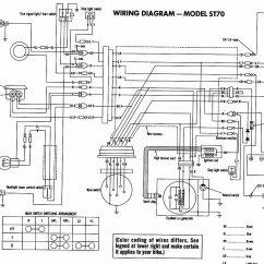 125cc Quad Bike Wiring Diagram Boat Switch Honda Minimoto Alternator