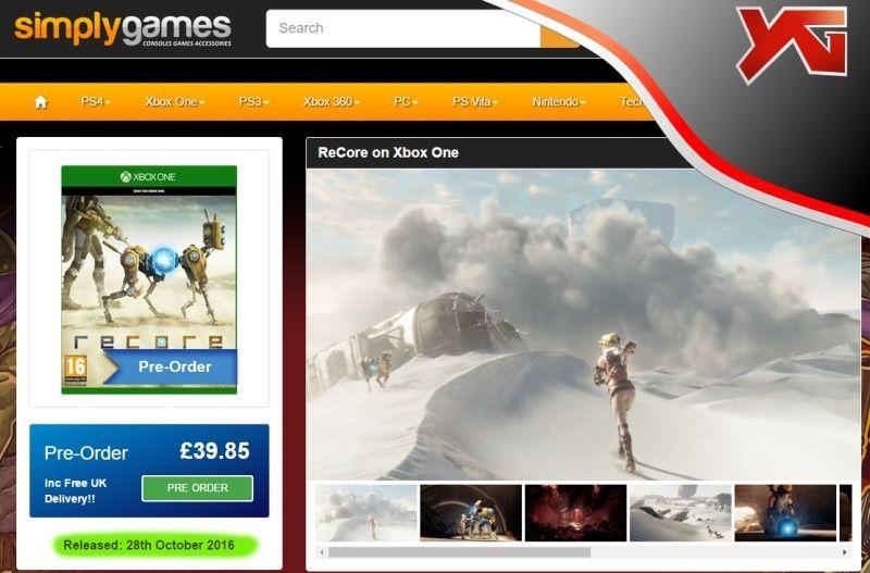 SimplyGames svela la possibile data d'uscita di ReCore, ReCore, ReCore News, ReCore data uscita, ReCore simplygames, ReCore prezzo, ReCore E3, ReCore Microsoft, ReCore pc, ReCore Xbox One, ReCore notizie, ReCore Keiji Inafune, ReCore Comcept, SimplyGames, quando uscirà ReCore, SimplyGames svela la possibile data d'uscita di ReCore