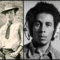World War One: Bob Marley's father