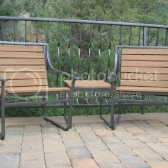 Redo Sling Patio Chairs Posture Chair South Africa Metal Frame Swing