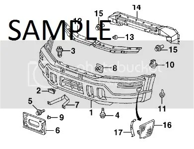 1992-2003 VW EUROVAN PARTS LIST MANUAL CATALOG