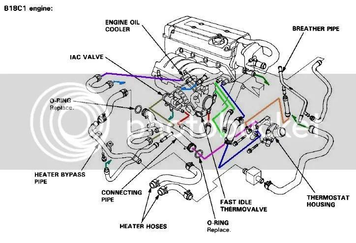 92 Honda Accord Expansion Valve Location, 92, Free Engine