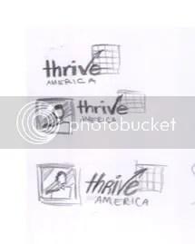 thrive america logos
