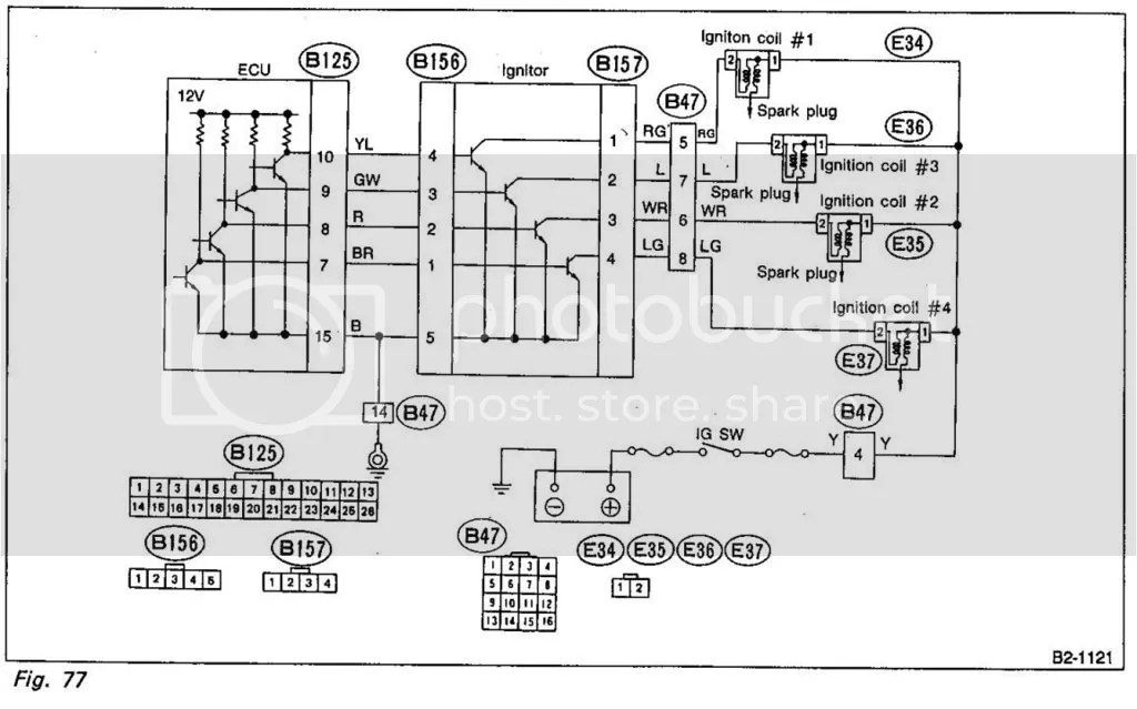 1990 Legacy Ss Wiring Harness : 29 Wiring Diagram Images