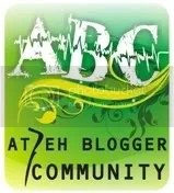 Banner ABC hijau