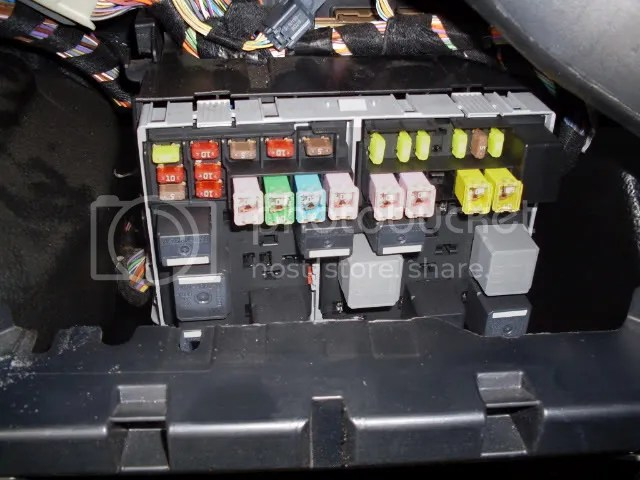 2006 Kenworth W900 Wiring Diagram Ford Transit Forum View Topic Mk 7 Fuse Details Fuse
