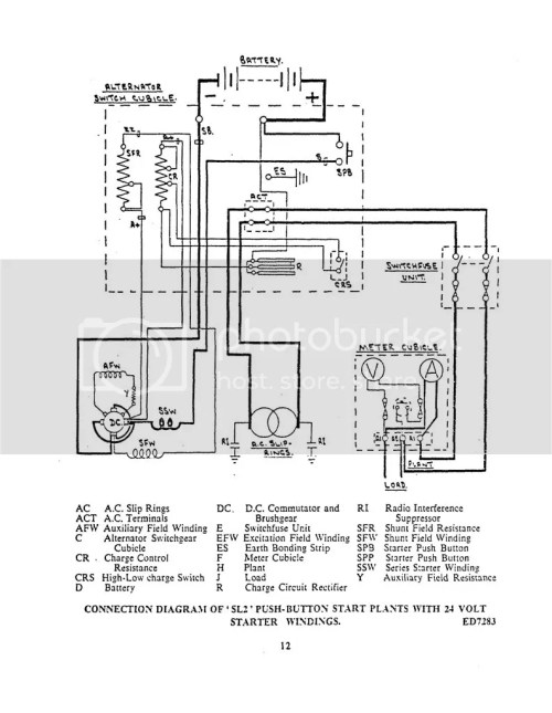 small resolution of lister starter motor wiring diagram lister wiring diagrams off grid lister trace charger