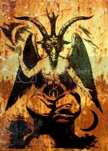 pemujaan setan