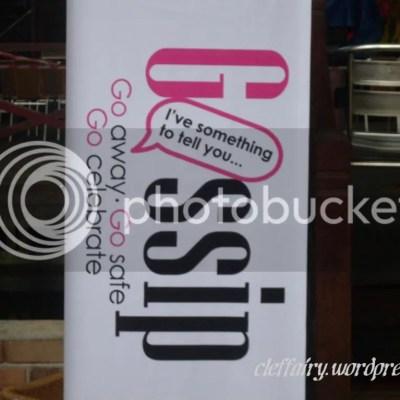 GOssip banner