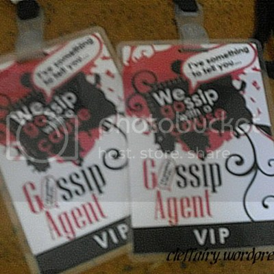 My GOssip VIP Pass