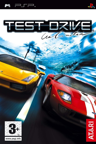 Test Drive Unlimited (2007) USA.PSP-pSyPSP