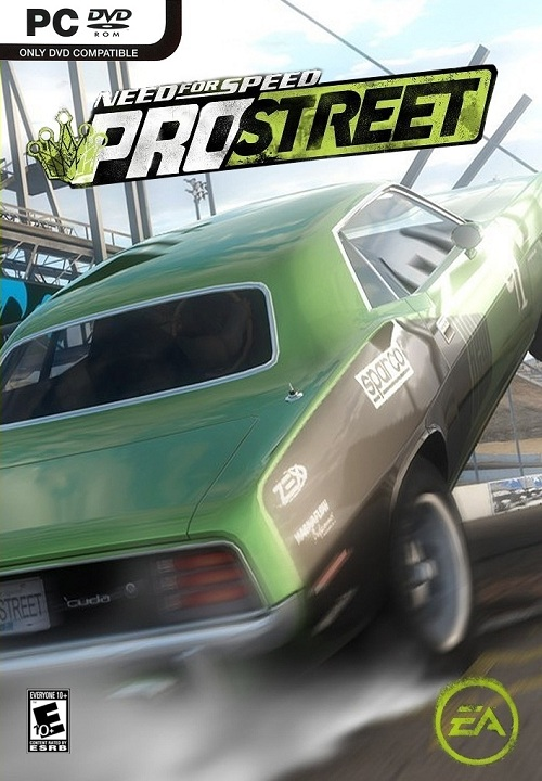 Need for Speed - ProStreet (2007/ENG/Repack) by R.G. Catalyst [3,32 GB]