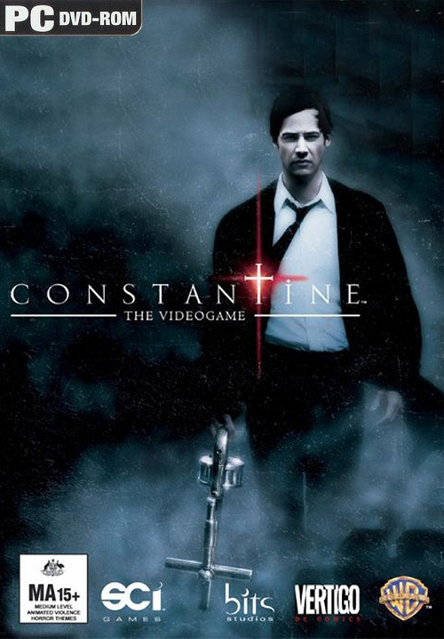 Constantine (2005/ENG/Repack) by RG Mechanics [1,62 GB]